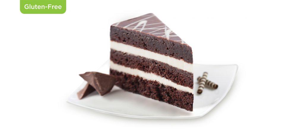 Gluten Free White Chocolate Mousse Cake